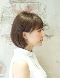 ストレートボブ髪型ke 378 ヘアカタログ髪型ヘアスタイルafloat