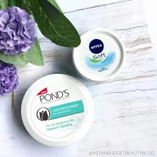 Nivea Soft Light Moisturising Cream For Face Nivea Soft Light Moisturizer And Ponds Light Moisturizer
