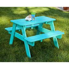 Gorilla Playsets Childrenu0027s Picnic Table With Umbrella023003 Childrens Outdoor Furniture With Umbrella