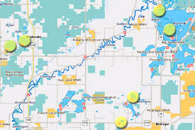 Mn Dnr Ice Thickness Chart Minnesota Fishing Reports April 2018