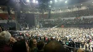 Pechanga Arena Section L24 Row 5 Seat 7 And 8 Home Of