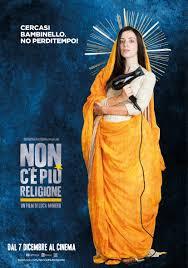 Non c'è più religione - poster esclusivo del film: 438085 ...