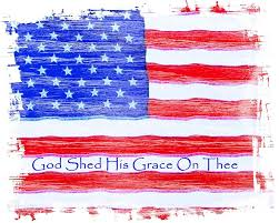 God Shed His Grace Thee graph by Robert ONeil