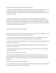 Perfectresume Perfect Resume Builder Perfect Resume Examples Trendy ...