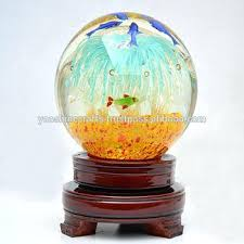 Glass Balls For Decoration Glass Balls For Decoration Round Glass Ball Glass Crafts Luminous 41