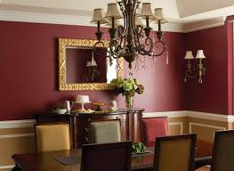 mirror paint for wallsStunning Paint Ideas For A Small Dining Room With Square Wall