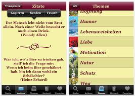 Sprüche Verse Und Zitate Die Iphone App Apfelnews