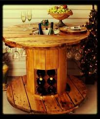 charming wooden spool projects 50 about remodel small home remodel ideas with wooden spool projects