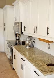 deep clean your kitchen and counter tops then commit to keeping them clutter free