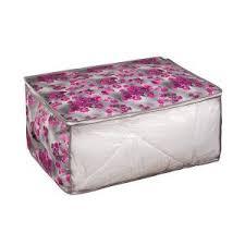 <b>Кофр для хранения Роза</b> 600х450х300 розово-серый UC-57
