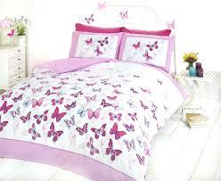 full size of ss comfort girls erfly duvet cover polka dot cotton rich pink white in