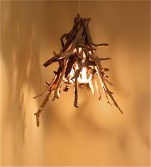 Driftwood Lighting Chandelier Unique Work Of Art With Driftwood Chandelier
