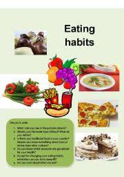english teaching worksheets eating habits english worksheets eating habits