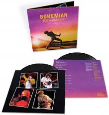 Queen – <b>Bohemian</b> Rhapsody (The Original Soundtrack) (2 LP ...