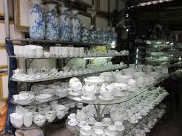 các sản phẩm của làng gốm bát tràng