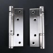 closet door hinges set stainless steel cabinet closet door hinges sliding closet door hardware home depot