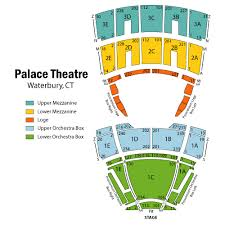 Bronx Tale Theater Seating Chart A Bronx Tale Waterbury Tickets A Bronx Tale Palace Theatre
