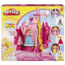 Play Doh Disney Princess Design A Dress Ballroom Amazon Com Play Doh Disney Princess Prettiest Princess