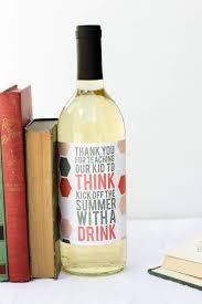 Summer Thank You 60 Teacher Appreciation Gift Ideas Printables