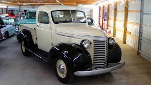 1940 Chevrolet Pickup 216 Inline Six - Nicely Restored - YouTube