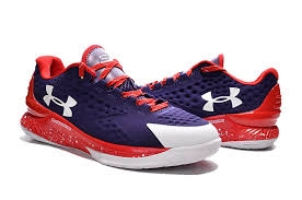 under armour shoes red and blue. womens under armour ua curry one low purple/red-white shoes red and blue
