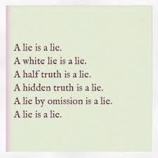 best relationship lies quotes ideas cheating  a lie is a lie life and relationship quote