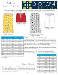 Pj Pants Pattern