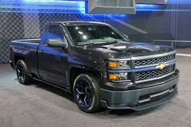 2013 Chevrolet Silverado Cheyenne Concept pickup tuning muscle g ...