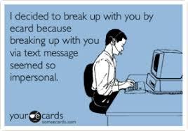 11 Funny Post Break Up Memes - Thirty Something London - Thirty ... via Relatably.com