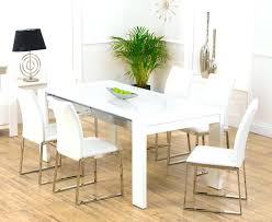 white gloss dining table white gloss dining table and chairs nice with photo of white gloss white gloss dining table