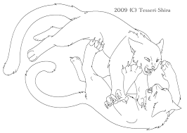 Small Picture Warrior Cat Coloring Pages Gallery One Warrior Cat Coloring Pages