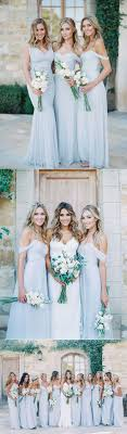 different lighting styles. mismatched different styles chiffon light blue sexy a line floorlength cheap bridesmaid dresses lighting