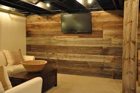 rustic basement design ideas. Rustic Basement Design Ideas With Gray Barn Wall Silver Wood N