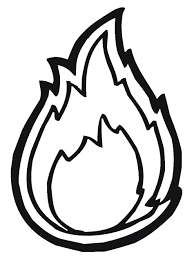 Small Picture Coloring Page Fire The Extinguishing The Fire Coloring Pages