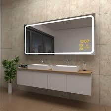 Badezimmerspiegel Mit Ablage Vianova Project