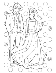 Barbie Coloring Page 74