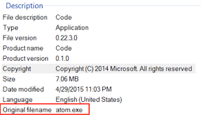 Microsoft's Visual Studio Code Is Based On GitHub Atom