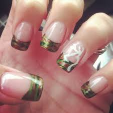 Browning Symbol Nail Designs Camo Nails I Want To Get My Nails Done Like This Camo