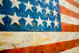 jasper johns flag 110 million