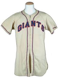 And Game-used 1944-1945 Pants Auctions With Rucker Home Jersey Edward Socks New Johnny York Robert Giants