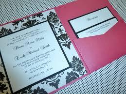 178 best creative invites images on pinterest cards, invitations Wedding Invitation Maker In San Pedro Laguna pocket wedding invitation