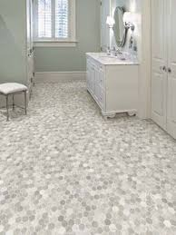sheet tile for showers. bathroom floor idea - sheet vinyl that looks like varigated hex tiles. rich onyx from the easy living collection by tarkett. tile for showers e