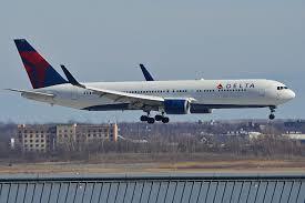 boeing 767 332er w n1605 delta air lines c n