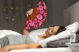 what to do about night sweats a