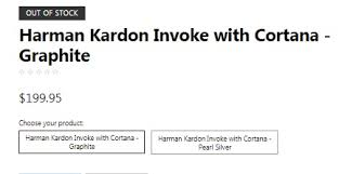 harman kardon invoke price. that price does include 6 months of free skype calls to mobile phones and landlines in the us., but given prevalence voip via apps such as facetime harman kardon invoke