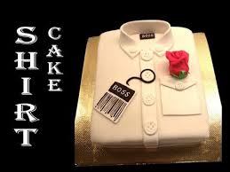How To Make A T Shirt Out Of Cake Fathers Day Cake Designs Cake