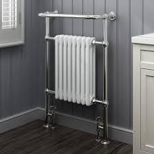 iBathUK   8 Column Traditional Designer Heated Towel Rail Bathroom Radiator  - All Sizes: iBathUK: Amazon.co.uk: DIY & Tools