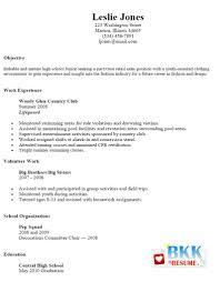 doc resume sample for part time job com sample resume high school student part time job