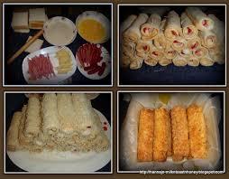 Milk N Toast N Honey Ham And Cheese Bread Roll