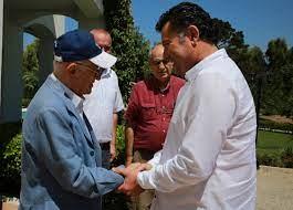 Başkan Kocadon, Şevket Sabancı'yı ziyaret etti